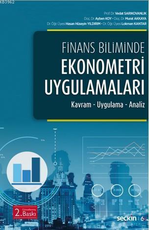 Ekonometri Uygulamaları; Kavram - Uygulama - Analiz