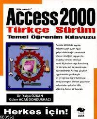 Access 2000 Türkçe Temel Öğrenim Kılavuzu