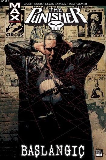 Punisher Max - Başlangıç