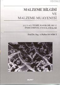 Malzeme Bilgisi ve Malzeme Muayenesi