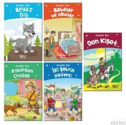 Çocuklar için Dünya Klasikleri Seti (5 Kitap)