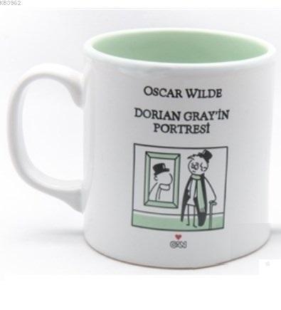 Kupa (İçi Yeşil Seramik) - Laforizma Serisi - Dorian Gray