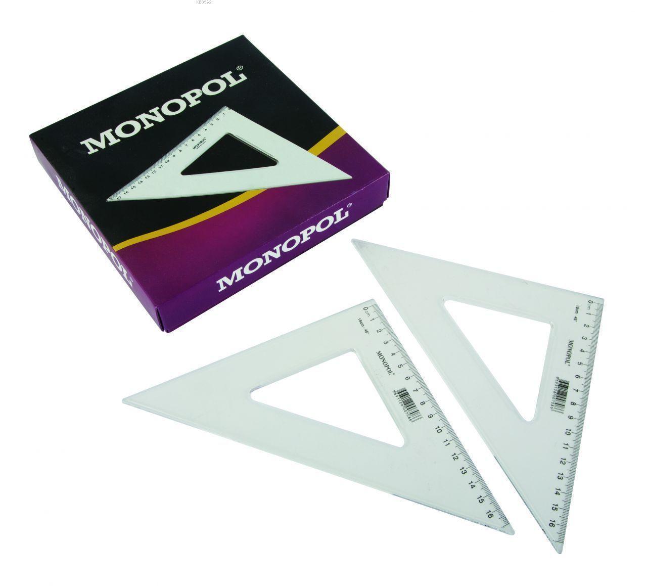 Monopol Gönye 18-45 Kod:1609