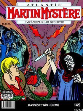 Martin Mystere Sayı 149; İmkansızlıklar Dedektifi