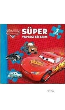 Arabalar-Süper Yapboz Kitabım