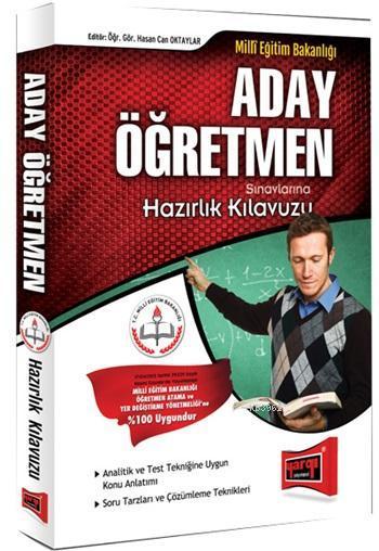 Aday Öğretmen Sınavlarına Hazırlık Kılavuzu