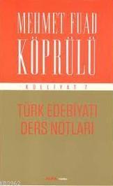 Türk Edebiyatı Ders Notları