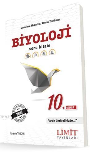 Limit Yayınları 10. Sınıf Biyoloji Soru Kitabı Limit
