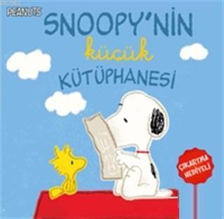 Snoopy'nin Küçük Kütüphanesi; Çıkartma Hediyeli