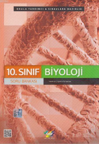 FDD 10. Sınıf Biyoloji Soru Bankası