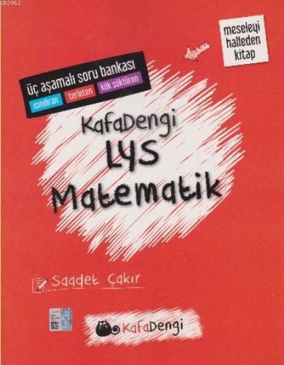 LYS Matematik Soru Bankası / Üç Aşamalı ( Orta ve İleri Düzey )