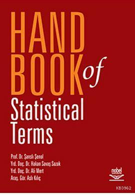 Hand Book of Statistical Terms
