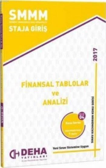 SMMM Staja Giriş Finansal Tablolar ve Analizi; Konu Serisi 04