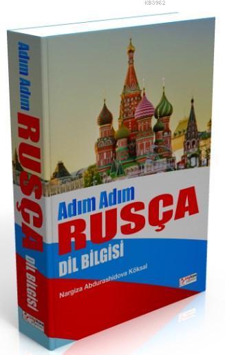 Adım Adım Rusça Dilbilgisi