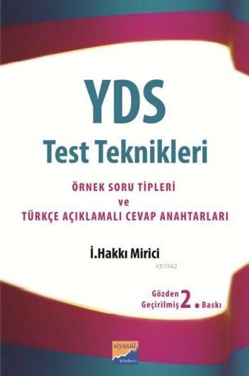 KPDS Test Teknikleri; Yeni Sınav Sistemine Uygun