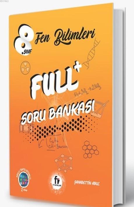 Fi Yayınları 8. Sınıf LGS Fen Bilimleri Full Soru Bankası Fi