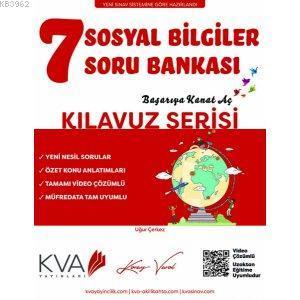 KVA Kılavuz Serisi 7.Sınıf Sosyal Bilgiler Soru Bankası