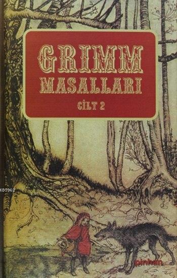 Grimm Masalları Cilt - 2 (Ciltli)