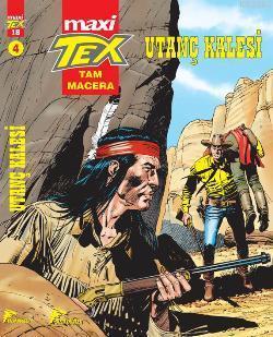 Tex Maxi 4; Utanç Kalesi