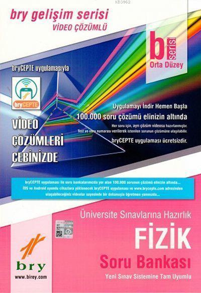 Fizik Soru Bankası (B Serisi) Orta Düzey Gelişim Serisi