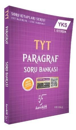 YKS 1.Oturum TYT Paragraf Soru Bankası