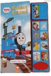 Thomas ve Arkadaşları - Kutuları Bulalım!