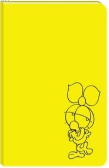 Limon İle Zeytin; Sarı Defter