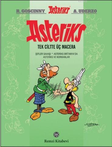 Asteriks (Tek ciltte üç macera-3)