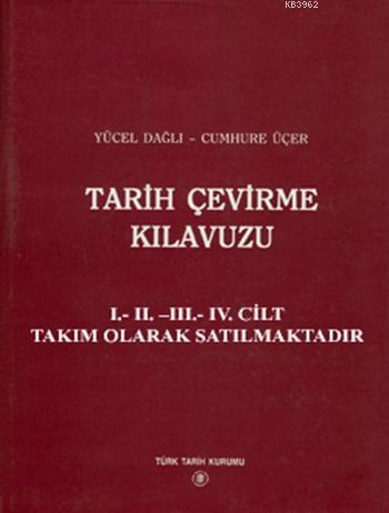 Tarih Çevirme Kılavuzu (5 Kitap Takım)