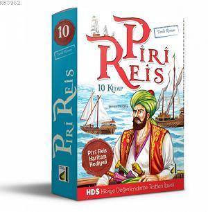 Piri Reis'in Serüvenleri (10 Kitap Takım); 6-7-8. Sınıflar İçin