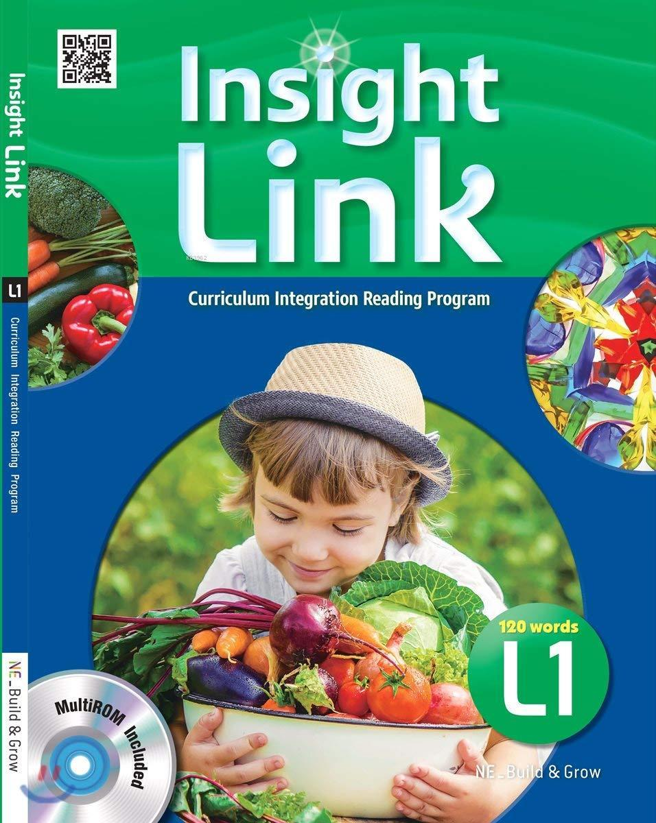 Insight Link 1 with Workbook (CD'li)