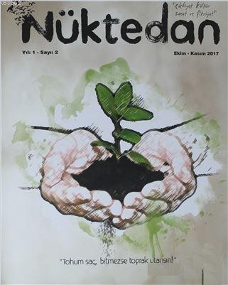 Nüktedan Dergisi Sayı: 2 Ekim- Kasım 2017