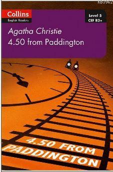 4.50 from Paddington + CD (Agatha Christie Readers); Level 5