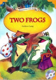 Two Frogs + MP3 CD (YLCR-Level 1)