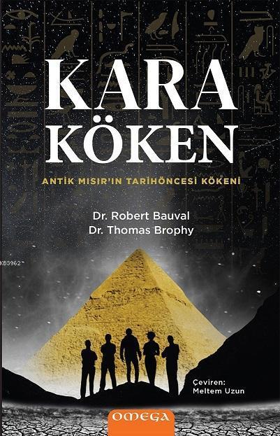 Kara Köken; Antik Mısır'ın Tarih Öncesi Kökeni
