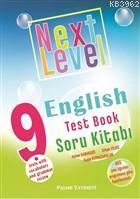 Palme Yayınları 9. Sınıf Next Level English Test Book Soru Kitabı Palme