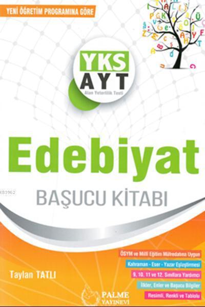 2019 YKS - AYT Edebiyat Başucu Kitabı