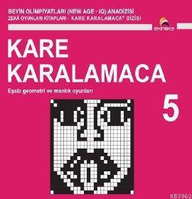 Kare Karalamaca 5