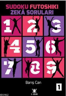 Sudoku Futoshiki Zeka Soruları 1