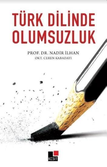 Türk Dilinde Olumsuzluk