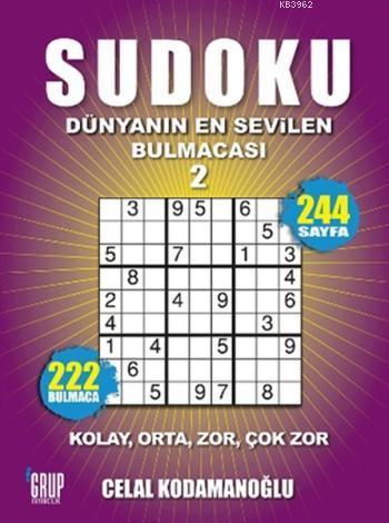 Sudoku 2 - Dünyanın En Sevilen Bulmacası