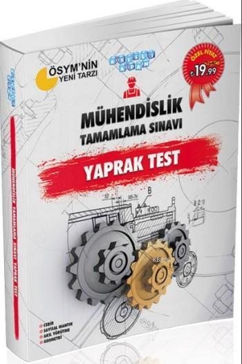 Mühendislik Tamamlama Sınavı Yaprak Test