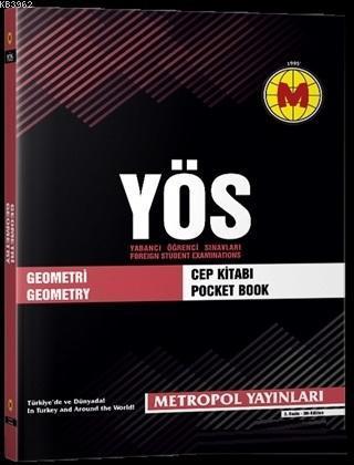 YÖS Geometri Cep Kitabı