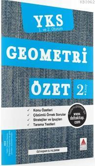 YKS 1. ve 2. Oturum Geometri Özet 2.Kitap