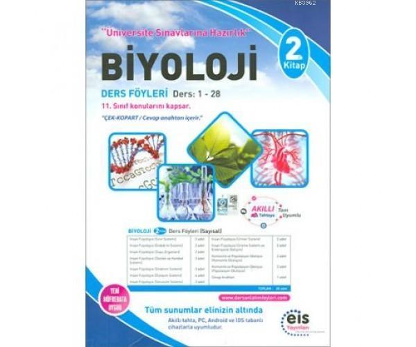 EIS - YKS Ders Anlatım Föyleri Biyoloji 2.Kitap