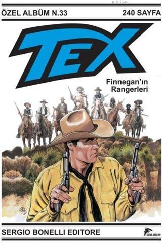 Tex - Finnegan'ın Rangerleri (Özel Albüm 9)