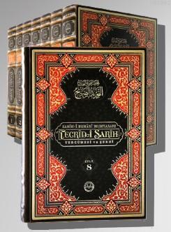 Sahih-i Buhari Muhtasarı Tecrid-i Sarih; Ciltli Takım (8 Cilt)