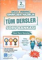 2.Sınıf Tüm Dersler Soru Bankası Okula Yardımcı Sınavlara Hazırlık