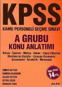 KPSS A Grubu Konu Anlatımı
