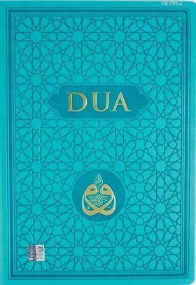 DUA (Evrâd-ı Şerîfe) Cep Boy Arapça+Türkçe - Turkuaz